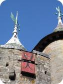 SX13526 Wind vanes on towers of Castle Coch.jpg